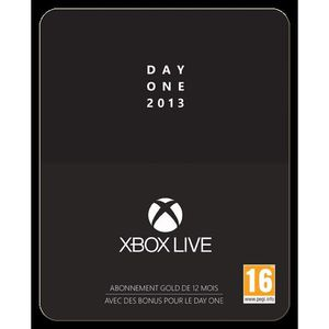 ABONNEMENT XBOX Live Day One 12 + Killer Instinct Online