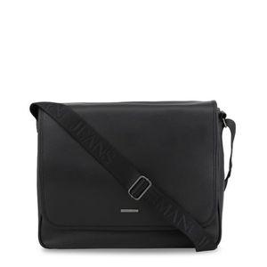SAC À MAIN sac bandoulière noir armani jeans ref 932531_CD99