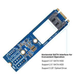 CARTE CONTROLEUR Carte d'adaptateur convertisseur M2 vers SATA M.2