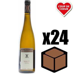 VIN BLANC X24 Martin Schaetzel Riesling Schlossberg 2016 75