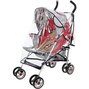 HABILLAGE PLUIE  HABILLAGE PLUIE Couverture pour bébé Carriage pous