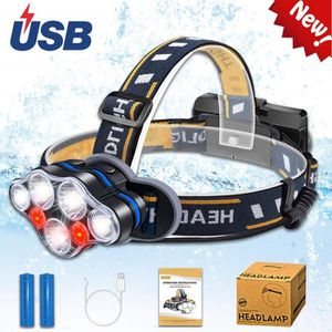 LAMPE FRONTALE MULTISPORT AUKELLY LED Lampe Frontale Puissante Lampe Frontal