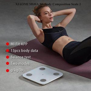 PÈSE-PERSONNE XIAOMI Mi Body Composition Scale 2 Pèse personne i