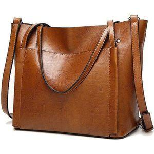 SAC À MAIN BRO® Sac féminin Vintage sac à main en cuir sac à