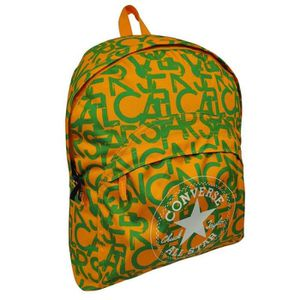 CARTABLE CONVERSE - Grand cartable 41 cm orangé Funny Color