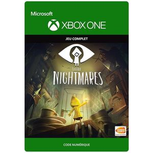 JEU XBOX ONE À TÉLÉCHARGER Little Nightmares Jeu Xbox One à télécharger