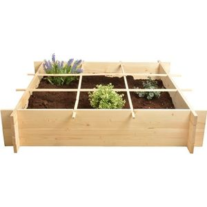 Carr s potager tables de culture achat vente carr s for Carre potager design