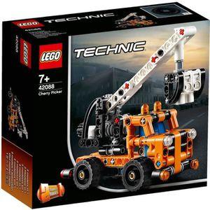 ASSEMBLAGE CONSTRUCTION LEGO® Technic 42088 La nacelle élévatrice