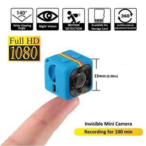 CAMÉRA MINIATURE Mini Caméra Espion HD1080P Caméra Cachée Nanny ave