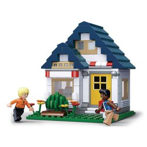 ASSEMBLAGE CONSTRUCTION Briques Compatibles Lego - Construction - La ville