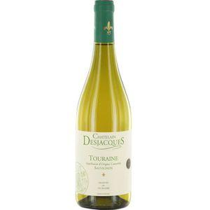 VIN BLANC Châtelain Desjacques Sauvignon - Vin blanc de Tour