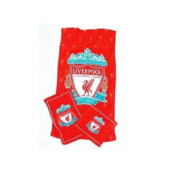 Liverpool FC Serviette de visage