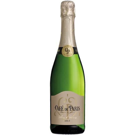 Café de Paris Brut - Vin effervescent