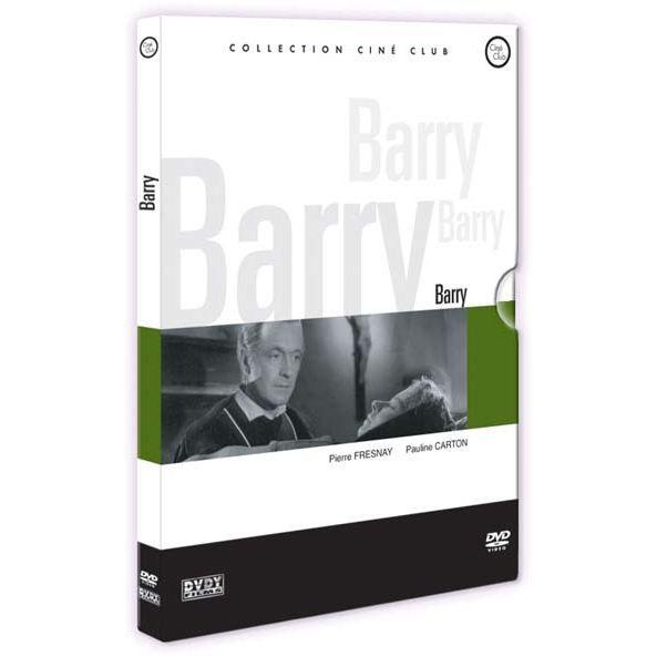 DVD Barry