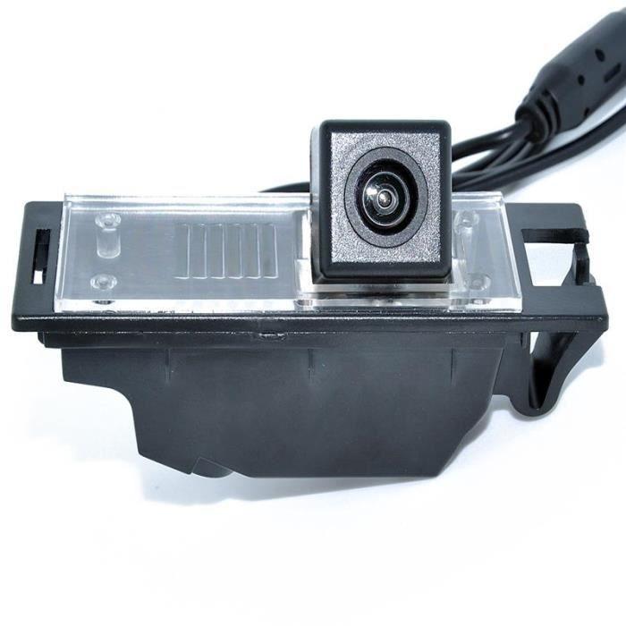 HD CCD Caméra de recul Caméra de reculée Caméra de stationnement pour Hyundai IX35 avec large angle de visionnement