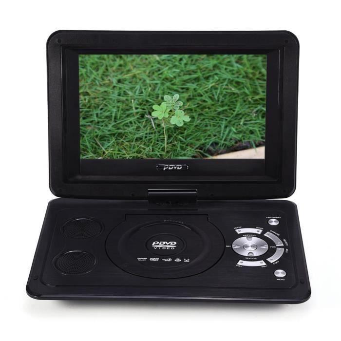 13,9-Inch Lecteur DVD HD Portable 800 * 480 Résolution 16:9 écran LCD 110-240V