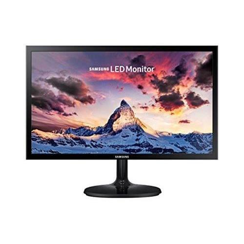 Samsung S27F350 Monitor 27 Full HD 1920 x 1080 60 Hz 5 ms D-Sub HDMI Pannello PLS Nero-