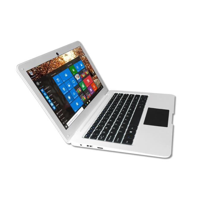 GRAN9®10.1 pouces ordinateur portable 1280*800 WIN10 1068 Netbook Intel PC-1068 Quad-core tablette PC 2G 32G ordinateur portable