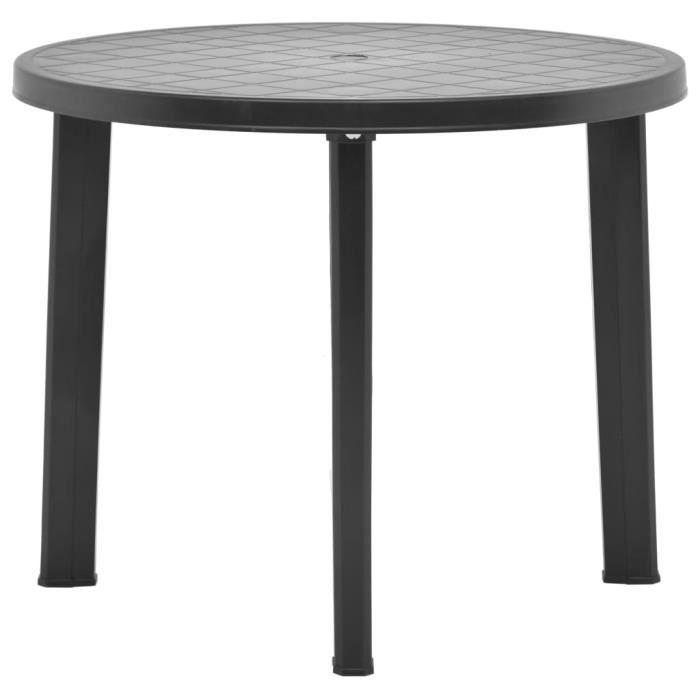 Luxueux moderne-Table à manger Table de Jardin de 2 à 4 personnes Table de Pique Nique pour extérieur, cuisine, jardin, fêtes ��8313