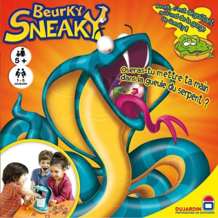 BEURKY SNEAKY - 41294 - Adrénaline, suspense et slime au menu !