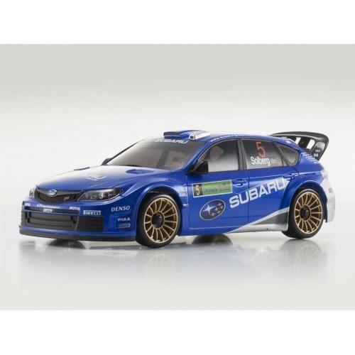 Accessoire - Piece Detachee - Outil Circuit - Kyosho Autoscale Subaru Impreza WRC 2008 (N-RM)