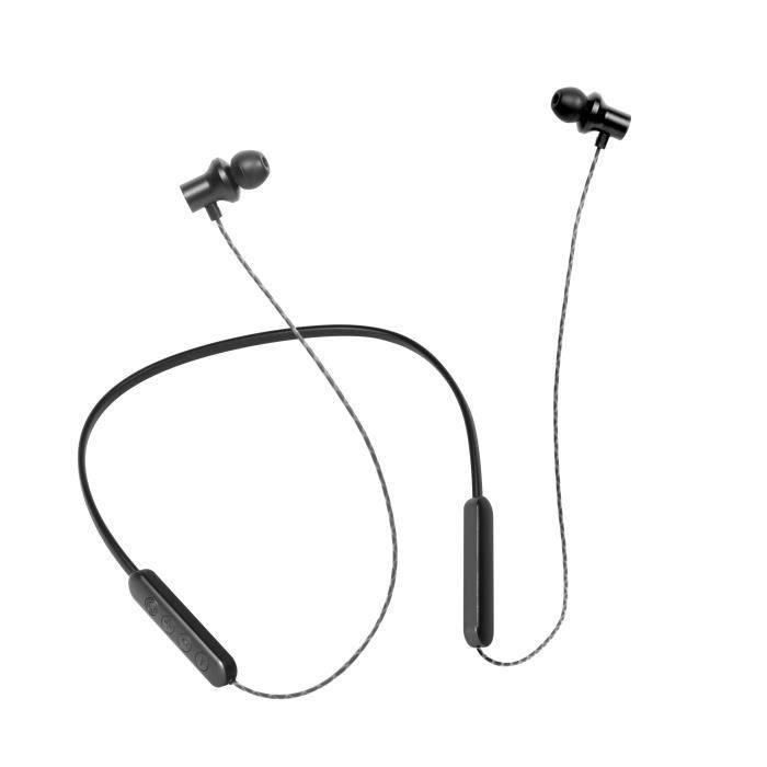 Ecouteurs Technaxx BT-X42 4794 Bluetooth intra-auriculaire noir 1 pc(s)