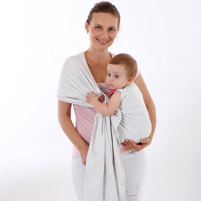 Porte-bébé Sling - LAT 100% coton biologique