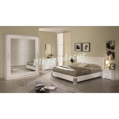 Chambre adulte compl te model gilda lit 160x200 achat - Chambres adultes completes ...