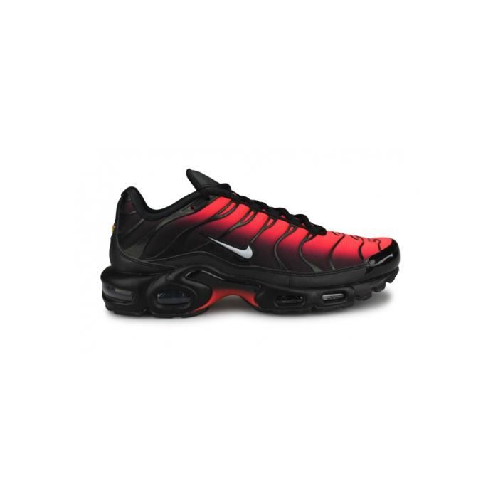 Basket Nike Air Max Plus Noir Dc1936-001 Noir - Cdiscount Chaussures