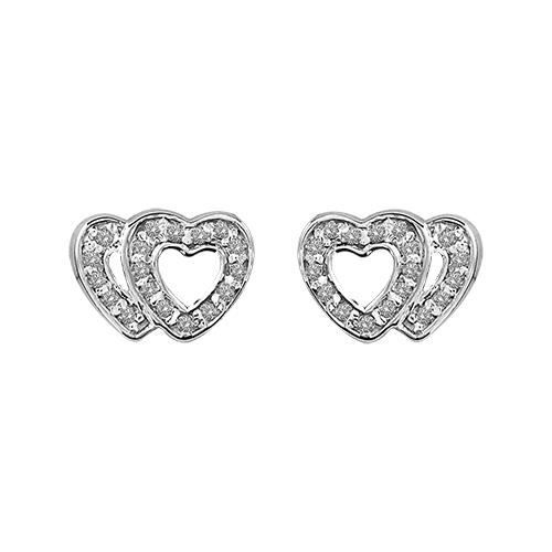 boucles d oreilles double anneaux c ramique noire argent 925 rhodi pictures to pin on pinterest. Black Bedroom Furniture Sets. Home Design Ideas