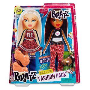 ACCESSOIRE POUPÉE Set de 2 tenues pour poupée Bratz