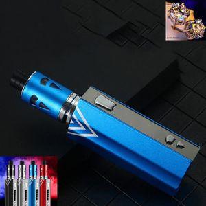 CIGARETTE ÉLECTRONIQUE Cigarette électronique 100W Kit énorme Capacité 20