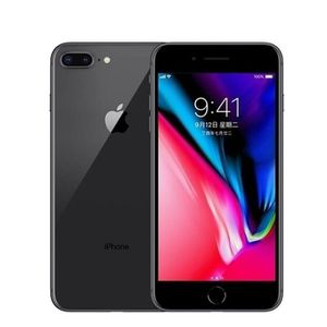 SMARTPHONE RECOND. iPhone 8 plus 64GO noir mat débloqué remise à neuf
