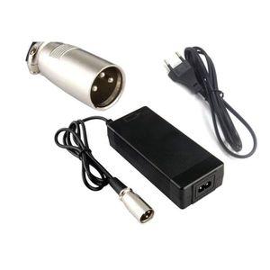 BATTERIE MACHINE OUTIL 2A 29.4V chargeur pour 24V 25.2V 25.9V 29.4V 7S ba