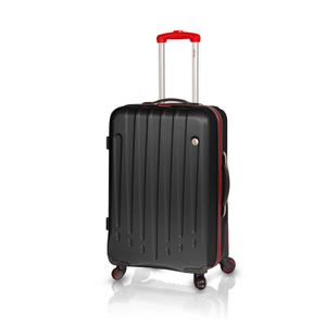 VALISE - BAGAGE Valise rigide 56 cm 4 roues trolley très maniable