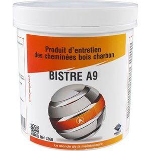 ACCESSOIRES RAMONAGE Bistre A 9 ramonage chimique pot de 1 kg, par 6
