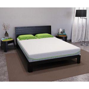 MATELAS OLYMPE ensemble Luxeo grand confort 180x200 + Somm
