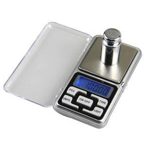 BALANCE ÉLECTRONIQUE Lezed de précision Mini Balance électronique Porta