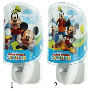 veilleuse led mickey achat vente veilleuse b b. Black Bedroom Furniture Sets. Home Design Ideas