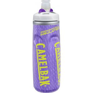 CAMEL BACK - POCHE EAU Bidon isotherme Podium Chill 620 ml - VIOLET Runni