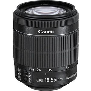 OBJECTIF CANON EF-S 18-55 f/3,5-5,6 IS STM