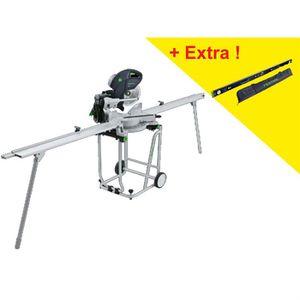 SCIE ÉLECTRIQUE Scie à onglet radiale KAPEX KS 120 UG-Set 561415