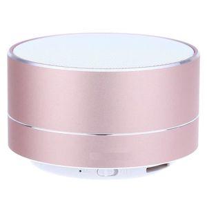 ENCEINTE NOMADE Enceinte bluetooth Portable,Marsee Mini Métal USB