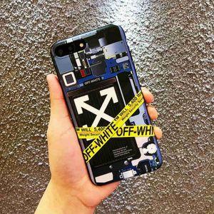 coque iphone 6 off white