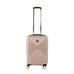 VALISE - BAGAGE Valise cabine rigide Takai 55 cm Rose Gold ROSE GO