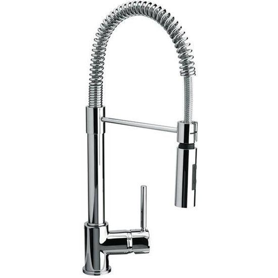 T/ête de douche compatible avec Franke Robinet Flexus S