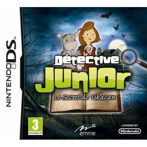 LE SECRET DE TIKACAN / Jeu console DS
