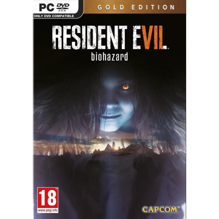 Resident Evil VII: Biohazard Gold Edition Jeu PC