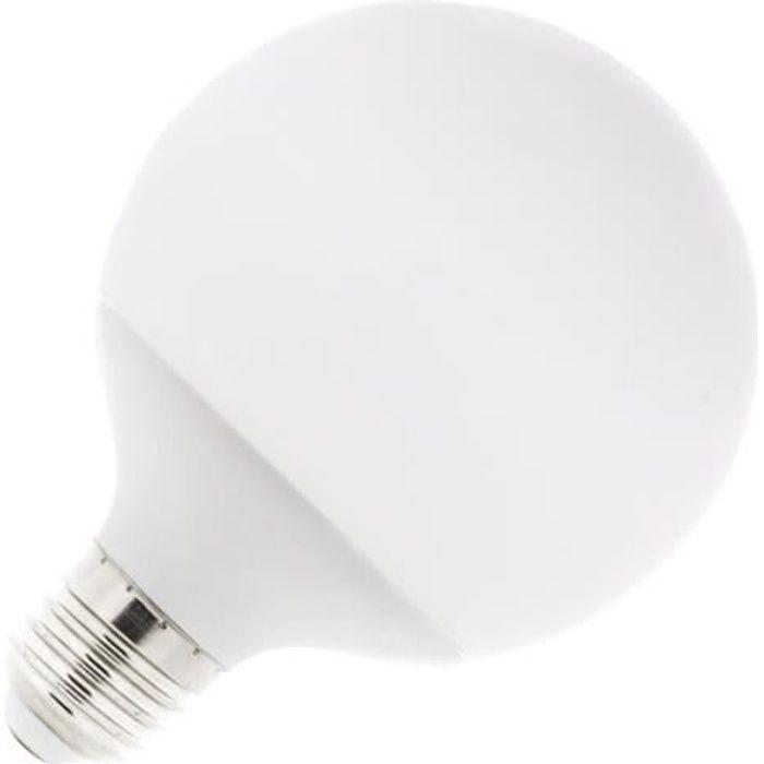 Ampoule LED E27 G95 15W Blanc Froid 6000K-6500K