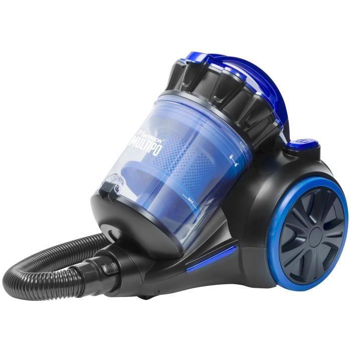 Bestron Aspirateur Multipo Plus 700 W Bleu AMC1000B
